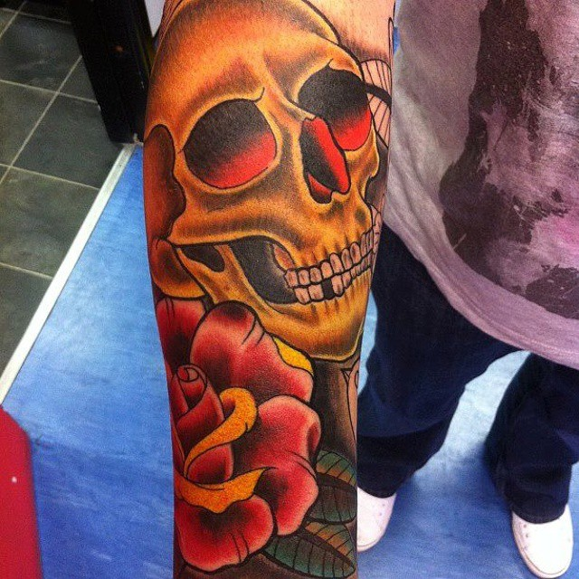 Done by Terry Frank